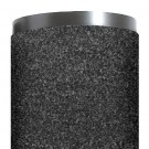 4 x 60' Charcoal Economy Vinyl Carpet Mat