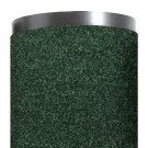 4 x 60' Forest Green Economy Vinyl Carpet Mat