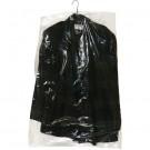 "21 x 4 x 30"" - 0.6 Mil Garment Bags"