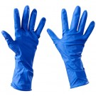 Latex Industrial Gloves Powder-Free w/Extended Cuff - Small