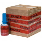 "5"" x 80 Gauge x 500' ""FRAGILE"" Goodwrappers® Identi-Wrap"
