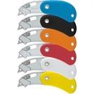 PSC-2 - Assorted Color Spring-Back Pocket Safety Cutters