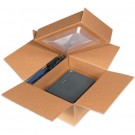 "17 x 17 x 8"" Laptop Shipping System"