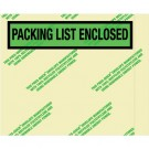 "4 1/2 x 5 1/2"" Environmental ""Packing List Enclosed"" Envelopes"