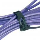 "10"" 50# Natural Releasable Cable Ties"