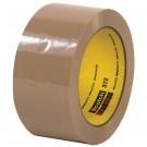 """2"""" x 55 yds. Tan (6 Pack) 3M™ 372 Carton Sealing Tape"""