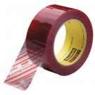"2"" x 110 yds. Clear 3M™ 3779 Pre-Printed Carton Sealing Tape"