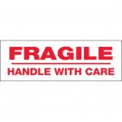"2"" x 110 yds. - ""Fragile Handle With Care"" Tape Logic® Pre-Printed Carton Sealing Tape"