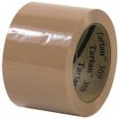 """3"""" x 110 yds. Tan (6 Pack) 3M™ 369 Carton Sealing Tape"""