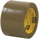 """3"""" x 110 yds. Tan 3M™ 373 Carton Sealing Tape"""