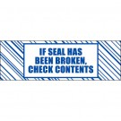 "2"" x 110 yds. - ""If Seal Has Been...""  Tape Logic® Security Tape"
