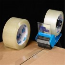 "4"" x 72 yds. Clear (6 Pack) Tape Logic® 2 Mil Acrylic Tape"