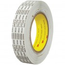 "1"" x 1000 yds. 3M™ 466XL Adhesive Transfer Tape Hand Rolls"