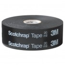 "2"" x 100' Black 3M 51 Scotchwrap Corrosion Protection Tape"