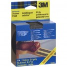 "2"" x 15' Black 3M 7635NA Safety-Walk Tape"
