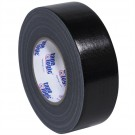 "2"" x 60 yds. Black (3 Pack) Tape Logic® 10 Mil Duct Tape"