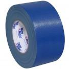 "3"" x 60 yds. Blue Tape Logic® 10 Mil Duct Tape"