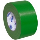 """3"""" x 60 yds. Green (3 Pack) Tape Logic 10 Mil Duct Tape"""