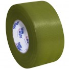 """3"""" x 60 yds. Olive Green Tape Logic 10 Mil Duct Tape"""