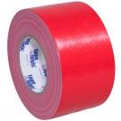 """3"""" x 60 yds. Red Tape Logic 10 Mil Duct Tape"""