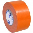 "3"" x 60 yds. Orange Tape Logic 10 Mil Duct Tape"