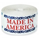 "3 x 5"" - ""Made in America"" Labels"