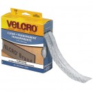 """3/4"""" x 15' - Clear VELCRO Brand Tape - Combo Pack"""