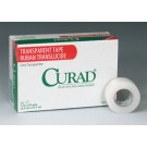 "1"" x 360"" Curad® Latex-Free Breathable Transparent Tape"