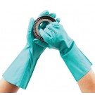 """13"""" Our Own Brand Heavy-Duty Nitrile Gloves - X-Large (15 mil)"""