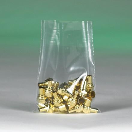 Flat Poly Bags - 2 Mil