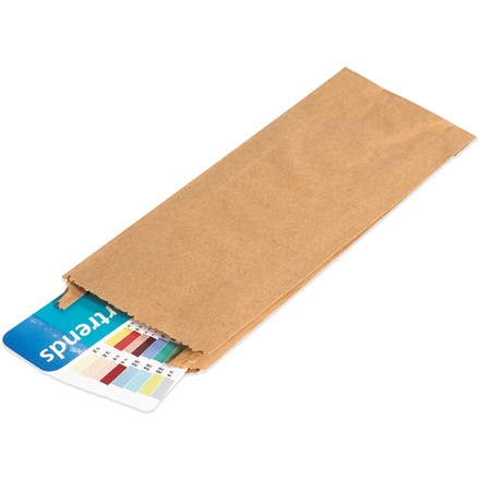 Gusseted Merchandise Bags