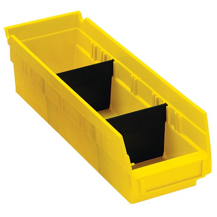 Plastic Shelf Bin Dividers