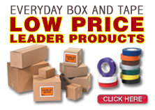 Stretch Film, Tape, Corrugated Boxes, Poly Bags